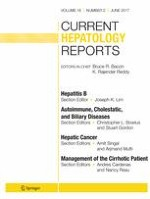 Current Hepatology Reports 2/2017