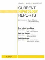 Current Hepatology Reports 4/2017