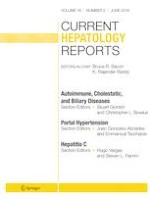 Current Hepatology Reports 2/2019