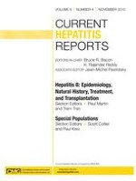 Current Hepatology Reports 4/2010