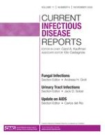 Current Infectious Disease Reports 6/2009