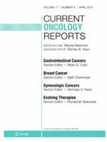 Current Oncology Reports 4/2015