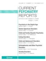 Current Psychiatry Reports 12/2021
