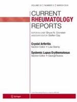 Current Rheumatology Reports 3/2018