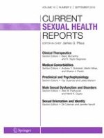 Current Sexual Health Reports 3/2018