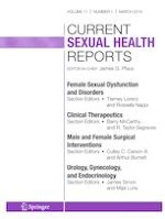 Current Sexual Health Reports 1/2019