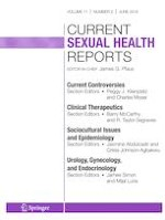 Current Sexual Health Reports 2/2019