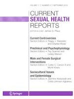 Current Sexual Health Reports 3/2019