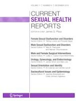 Current Sexual Health Reports 4/2019
