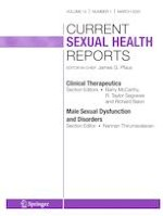 Current Sexual Health Reports 1/2020