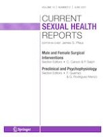 Current Sexual Health Reports 2/2021