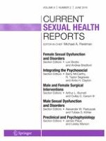 Current Sexual Health Reports 2/2016