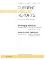 Current Urology Reports 1/2021