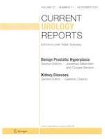Current Urology Reports 11/2021