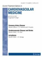 Current Treatment Options in Cardiovascular Medicine 4/2015