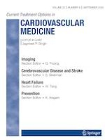 Current Treatment Options in Cardiovascular Medicine 9/2020