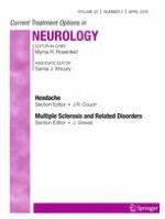 Current Treatment Options in Neurology 4/2018