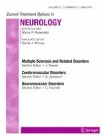 Current Treatment Options in Neurology 6/2019