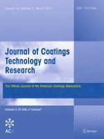 Journal of Coatings Technology and Research 2/2017