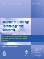 Journal of Coatings Technology and Research 2/2011