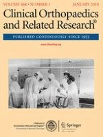 Clinical Orthopaedics and Related Research® 1/2010