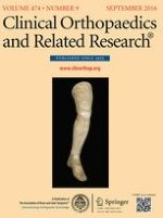 Clinical Orthopaedics and Related Research® 9/2016