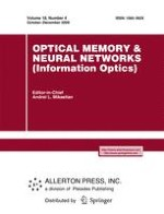 Optical Memory and Neural Networks 4/2009