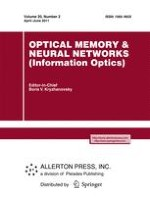 Optical Memory and Neural Networks 2/2011