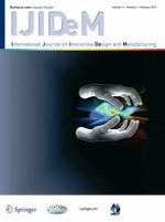 International Journal on Interactive Design and Manufacturing (IJIDeM) 1/2017
