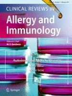 Clinical Reviews in Allergy & Immunology 1/2017