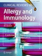 Clinical Reviews in Allergy & Immunology 2/2017