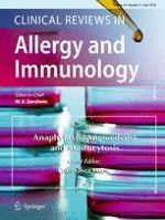 Clinical Reviews in Allergy & Immunology 3/2018