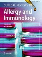 Clinical Reviews in Allergy & Immunology 2/2018