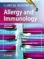 Clinical Reviews in Allergy & Immunology 1/2019