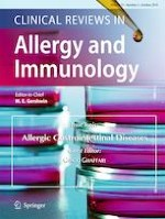 Clinical Reviews in Allergy & Immunology 2/2019