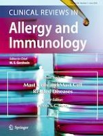 Clinical Reviews in Allergy & Immunology 3/2020