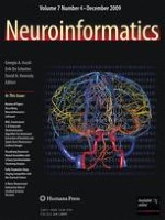 Neuroinformatics 4/2009
