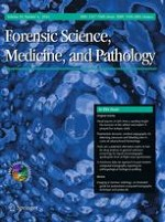 Forensic Science, Medicine and Pathology 4/2014