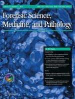 Forensic Science, Medicine and Pathology 2/2015