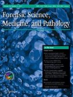 Forensic Science, Medicine and Pathology 3/2017
