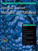 Forensic Science, Medicine and Pathology 4/2017