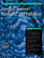 Forensic Science, Medicine and Pathology 1/2018
