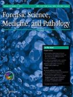 Forensic Science, Medicine and Pathology 1/2019
