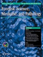 Forensic Science, Medicine and Pathology 2/2019