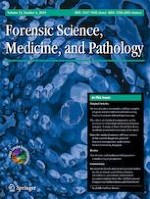 Forensic Science, Medicine and Pathology 4/2019