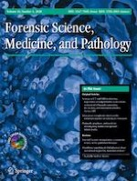 Forensic Science, Medicine and Pathology 1/2020