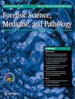 Forensic Science, Medicine and Pathology 2/2020