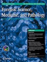 Forensic Science, Medicine and Pathology 3/2020