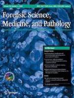 Forensic Science, Medicine and Pathology 4/2020