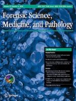 Forensic Science, Medicine and Pathology 1/2021